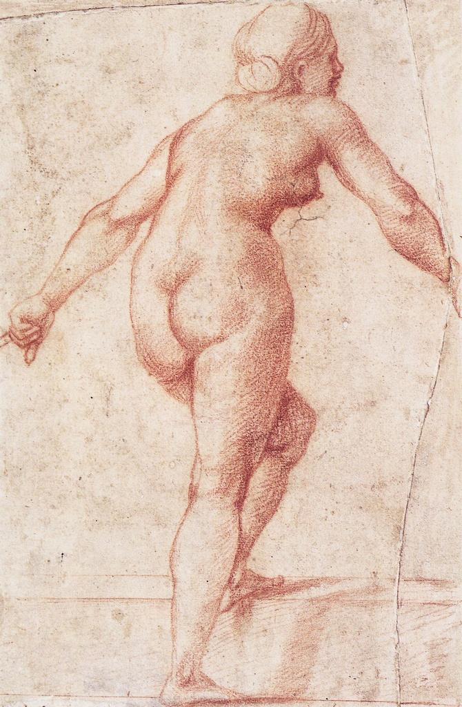Raphael_drawing_study